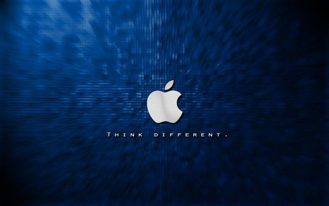 Cool Apple Logo Wallpapers Blue Hd Wallpaper HD Picture …