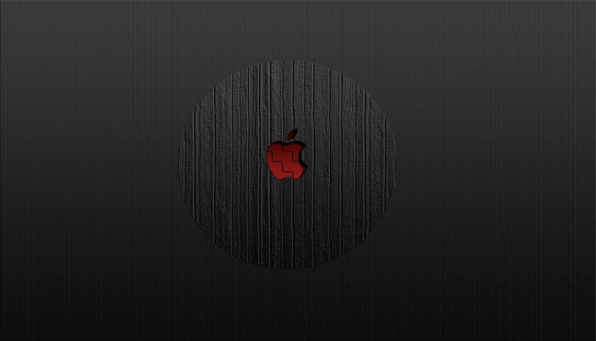 Wallpapers For > Cool Apple Logo Wallpaper