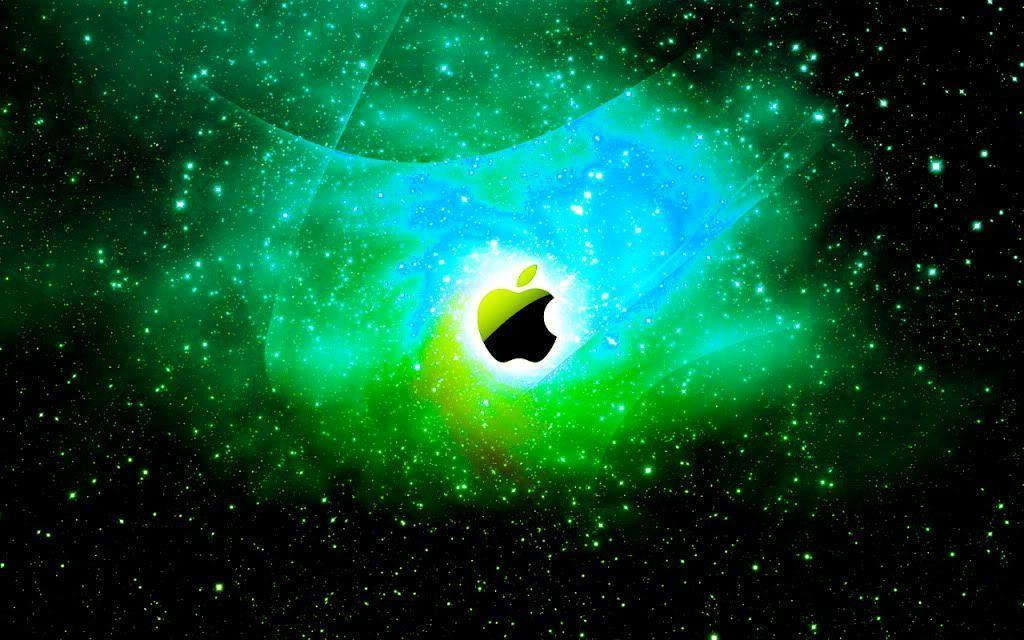 gigloqic: apple logo wallpaper white