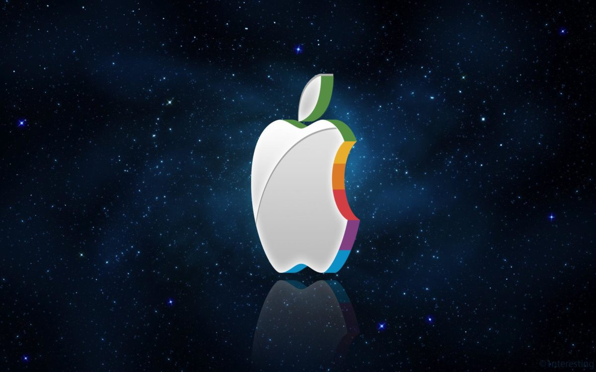 Images For > Cool Apple Logo