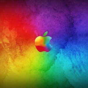 download Download Amazing Colorful Apple Logo Wallpaper | Full HD Wallpapers