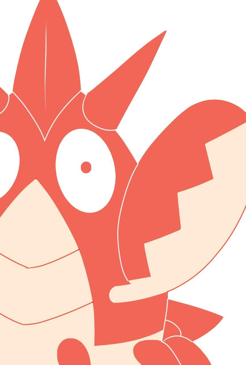 1) corphish | Tumblr | letters | Pinterest | Pokémon and Comic