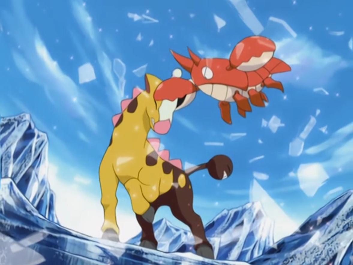 Image – Ash Corphish Vice Grip.png | Pokémon Wiki | FANDOM powered …