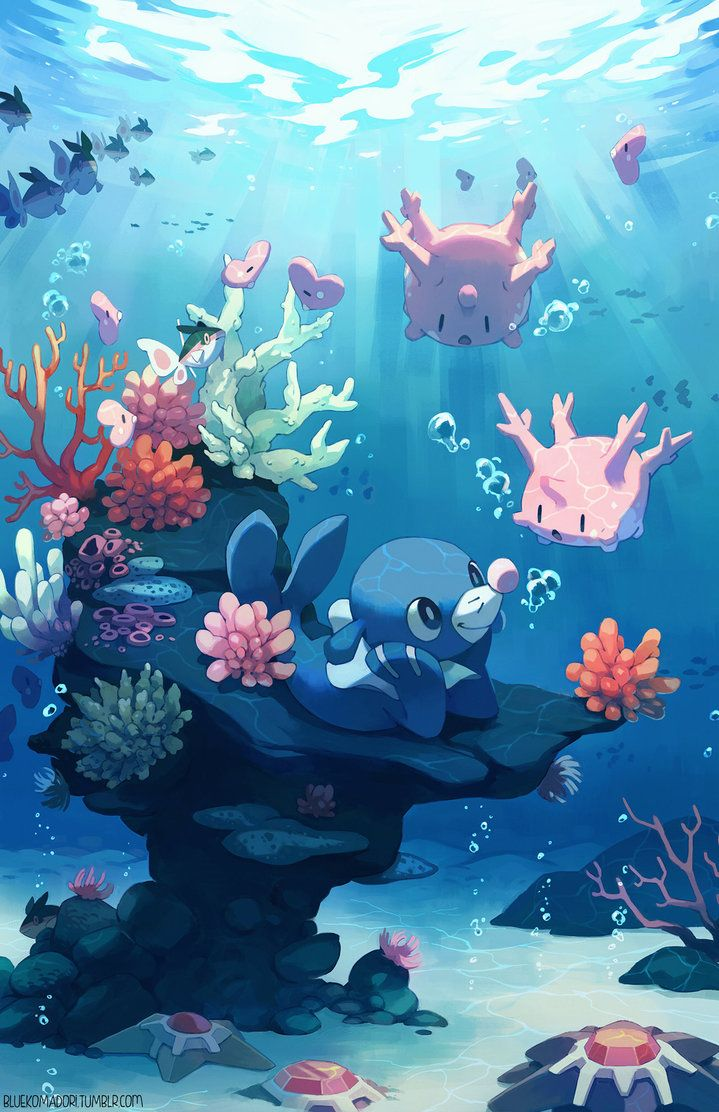 Popplio by bluekomadori on DeviantArt