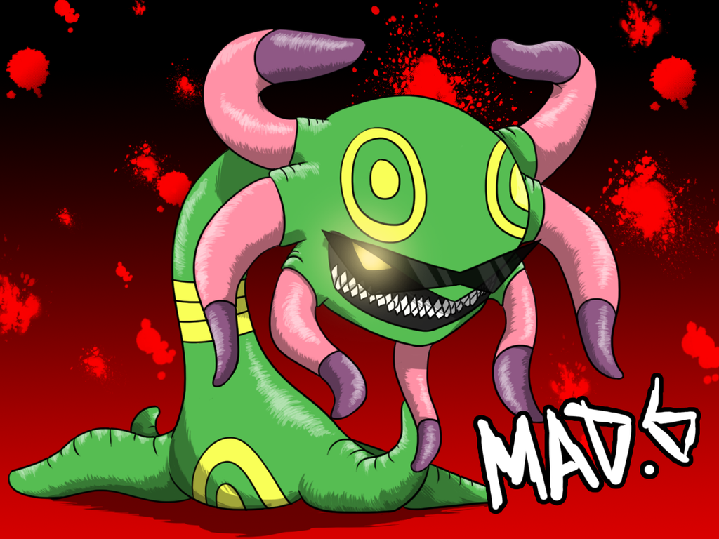 Mad 6 – A Champion's Cradily by Mad-Revolution on DeviantArt