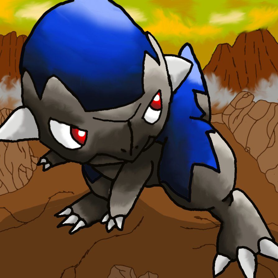 Cranidos by aipomrules on DeviantArt