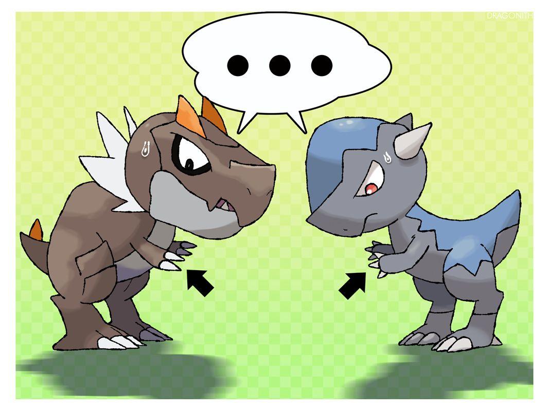 Cranidos – Pokémon – Zerochan Anime Image Board