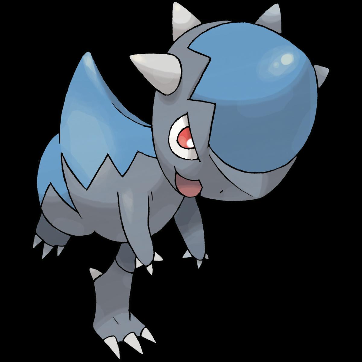 Cranidos flavor – Pokémon #408 – veekun