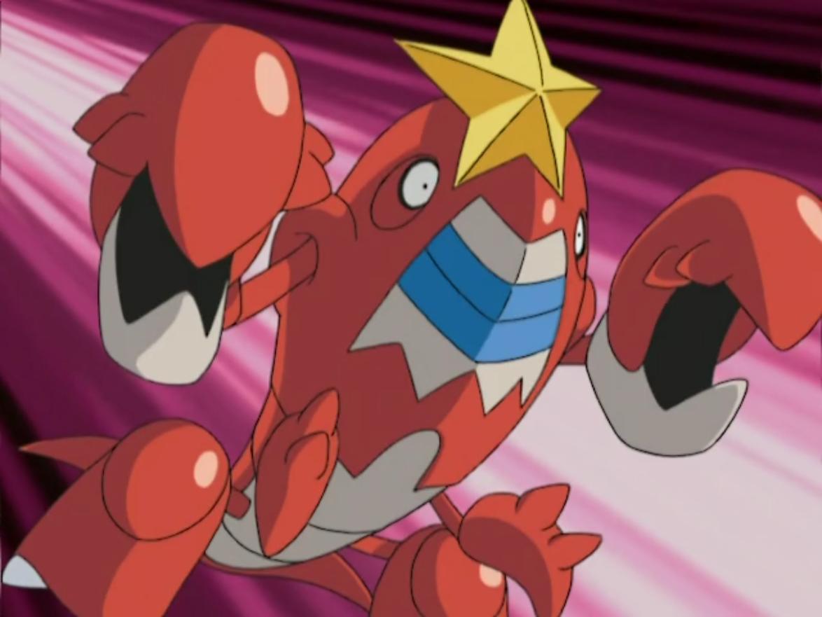 Kyle's Crawdaunt | Pokémon Wiki | FANDOM powered by Wikia