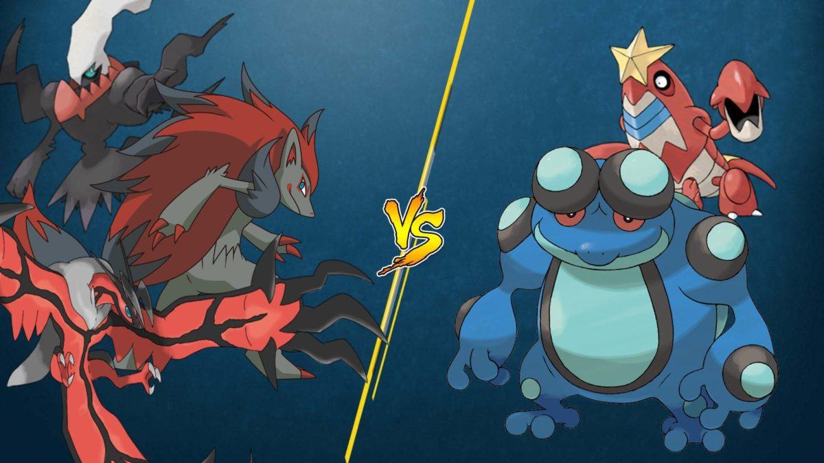PTCGO Stream Match] Zoroark and friends vs Seismitoad/Crawdaunt …