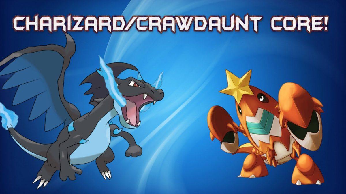 OR/AS] Pokemon Sowdown OU Live #1! Charizard X Crawdaunt Core! – YouTube