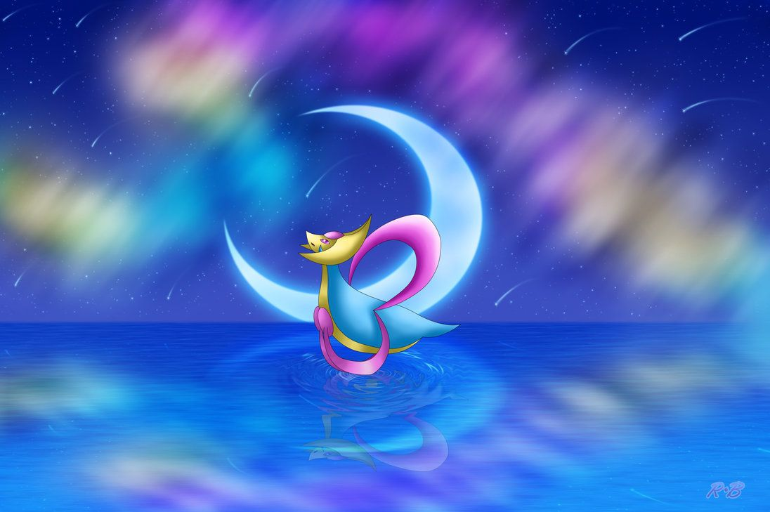 Cresselia – Night's Rise by Rose-Beuty on DeviantArt
