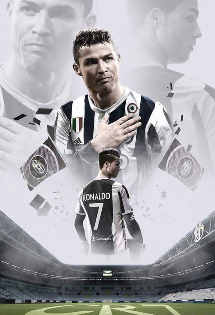 welcome Cristiano Ronaldo