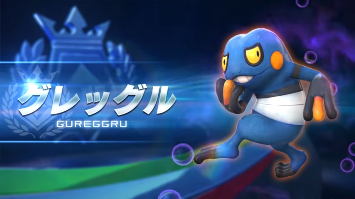 Croagunk Revealed as Next Pokkén Fighter – PokéJungle.net