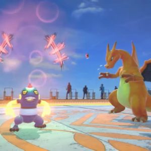 download Croagunk joins Pokken Tournament 4 out of 6 image gallery