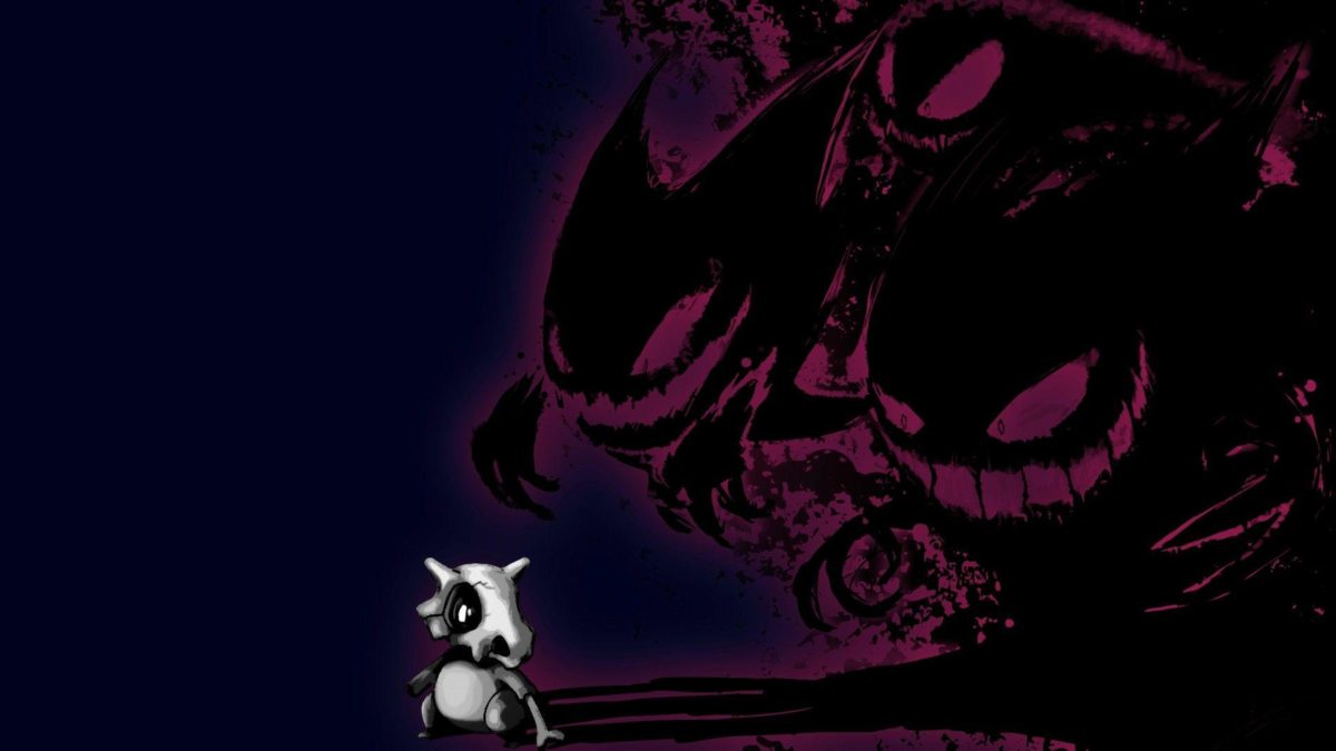 Cubone baby wallpaper [1920×1080] [x-post from r/wallpapers] : pokemon