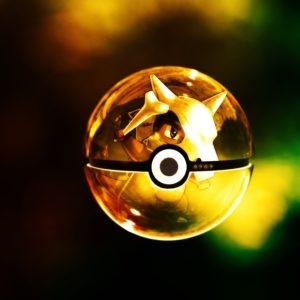 download video games multicolor digital art cubone 3d fan art pokeball …