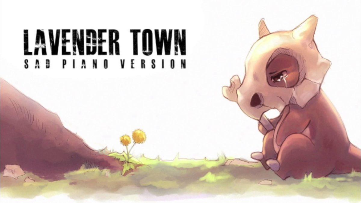 Pokémon – Lavender Town   Sad Piano Version – YouTube