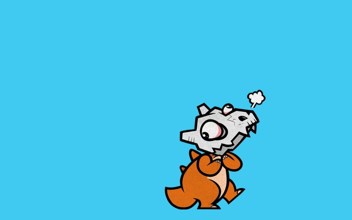 Cubone Ghost Wallpaper ✓ Best HD Wallpaper