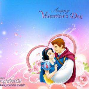 download Snow White Valentine's Day Wallpaper – Disney Wallpaper (7904831 …