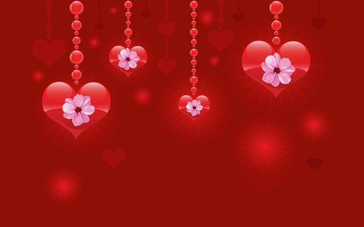 Valentine Backgrounds – Viewing Gallery