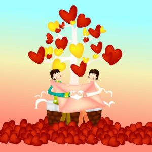 download Wallpapers For > Animated Valentines Day Wallpaper