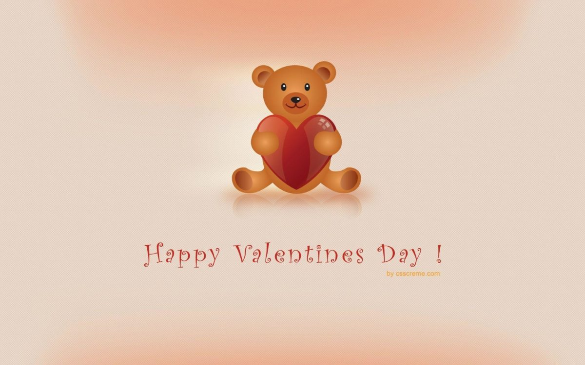 Valentine Teddy Bear Wallpaper | Home Concepts Ideas