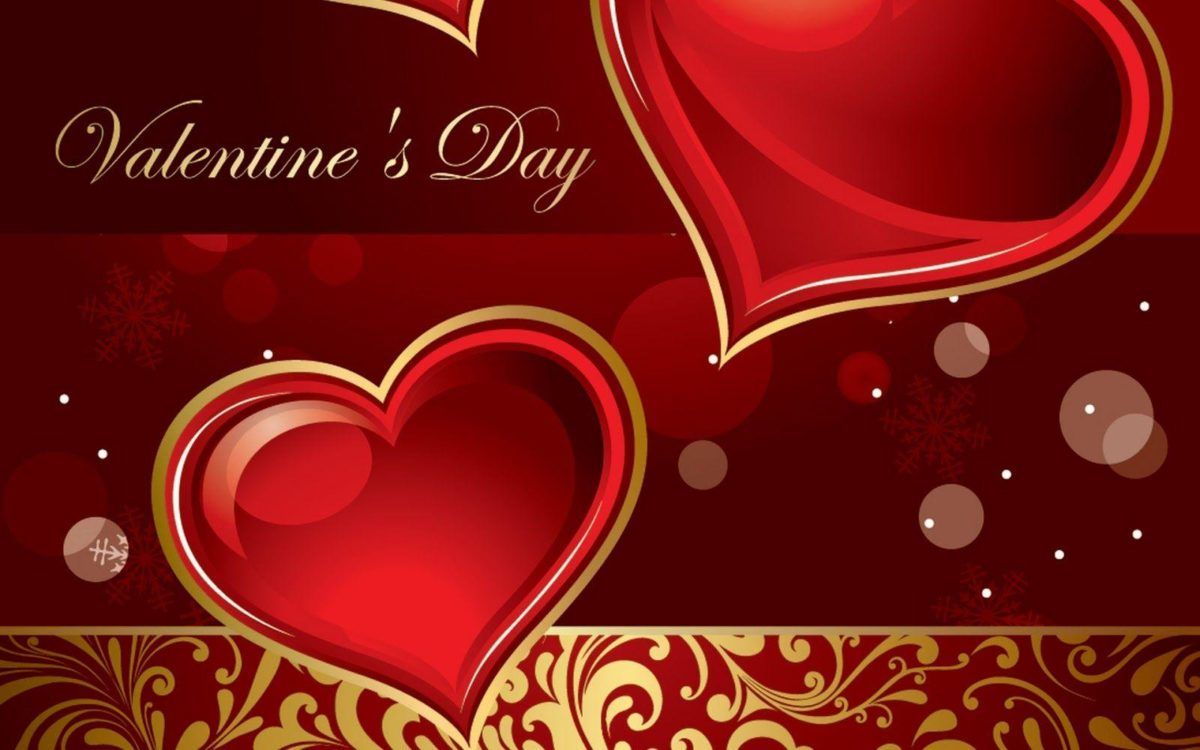 Red Valentines Day Backgrounds – Viewing Gallery