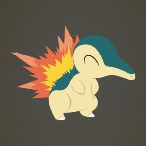 download Cyndaquil (Vector) by Patofilio on DeviantArt
