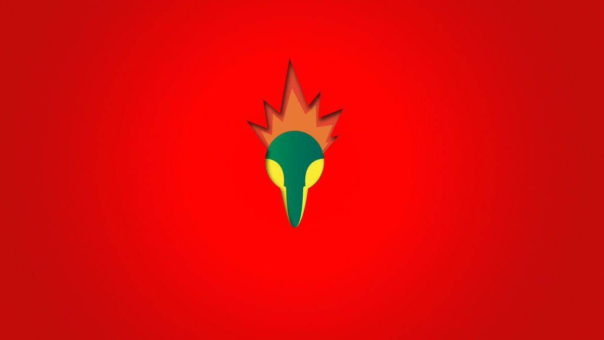Cyndaquil wallpaper by Cicros on DeviantArt