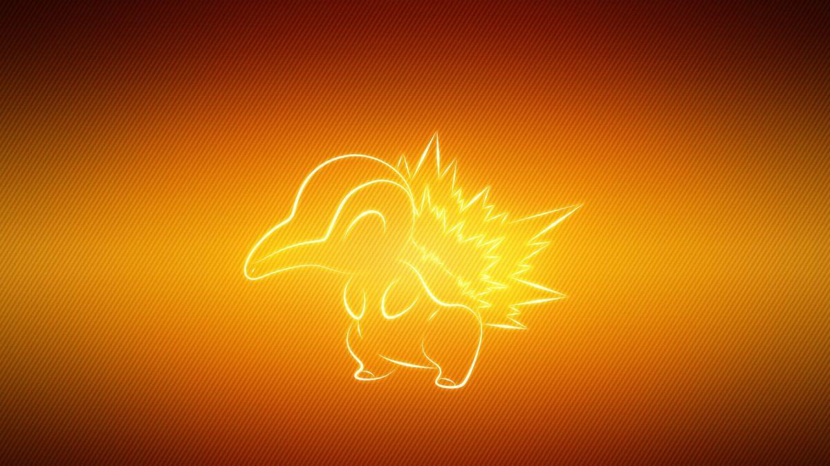 Download Wallpaper 3840×2160 Pokemon, Animal, Cyndaquil 4K Ultra …