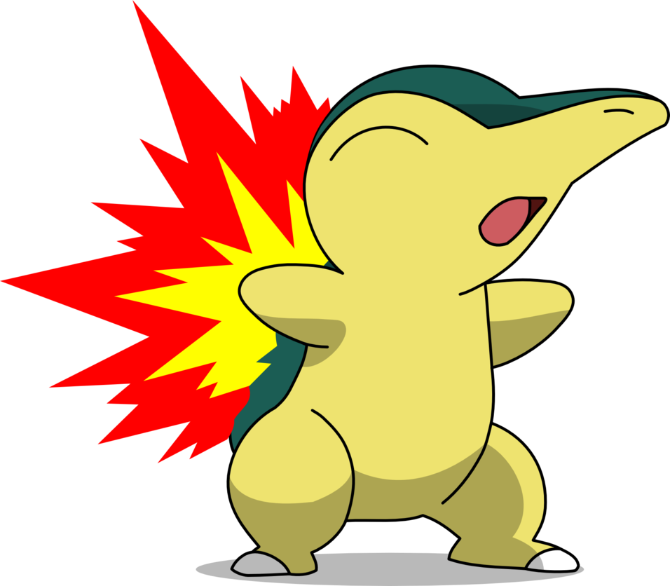 Cyndaquil by Mighty355 on DeviantArt