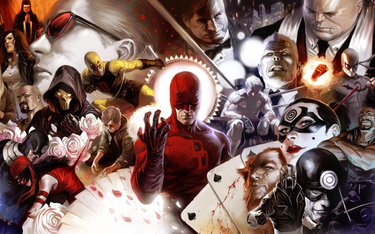 Daredevil Computer Wallpapers, Desktop Backgrounds 2560×1600 Id …