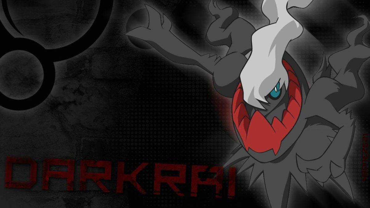 Wallpapers For > Pokemon Darkrai Wallpaper
