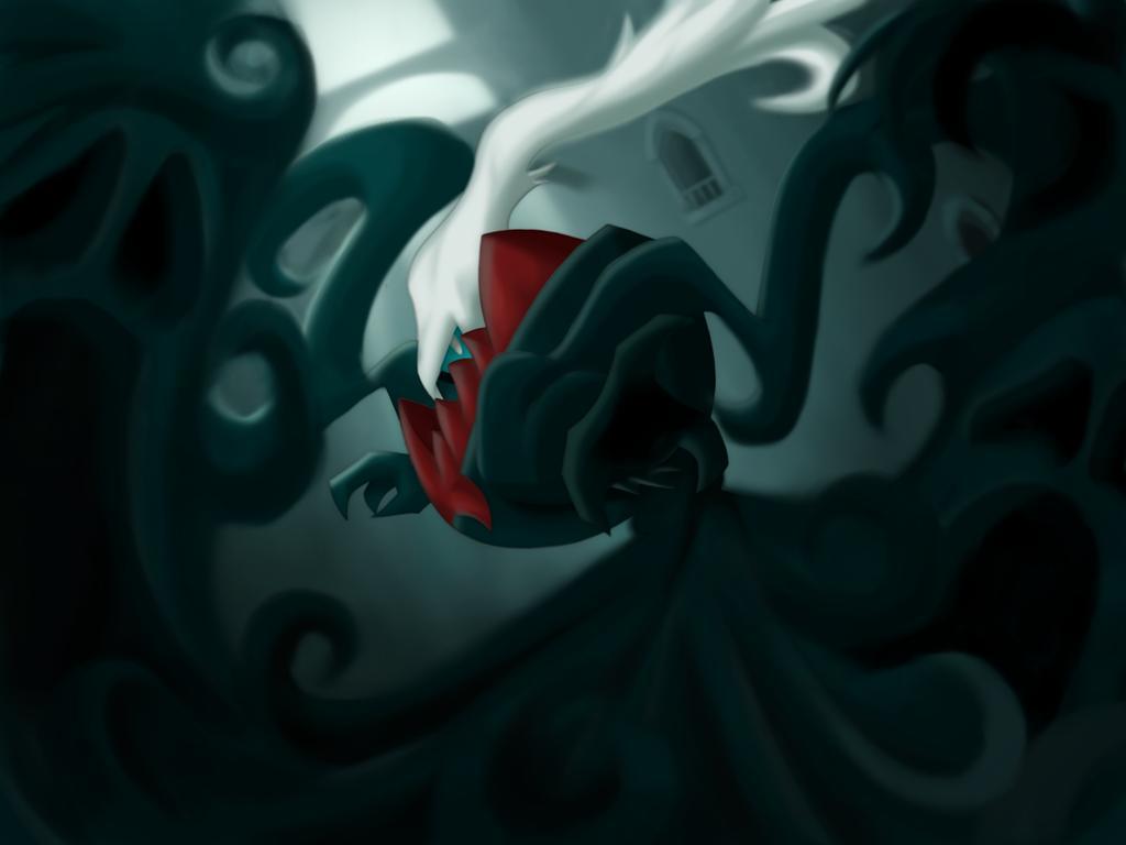 Pix For > Pokemon Darkrai Wallpaper Hd