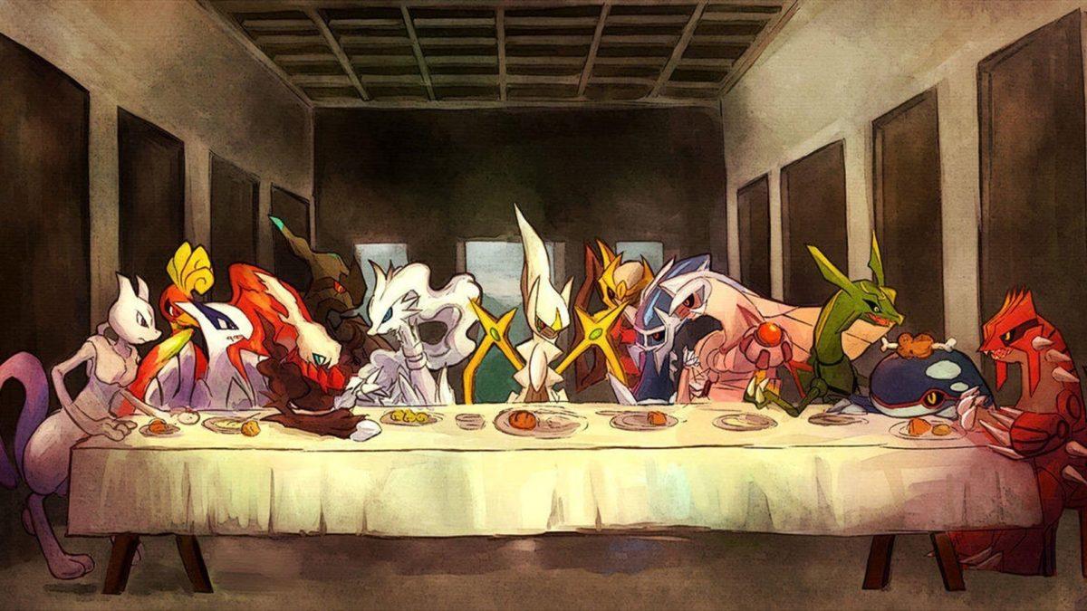 6 Darkrai (Pokémon) HD Wallpapers | Background Images – Wallpaper Abyss