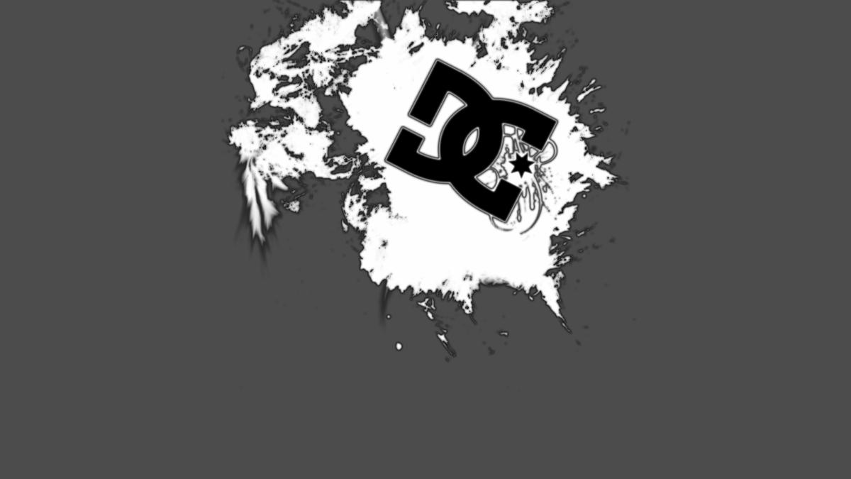 Dc Logo Wallpaper