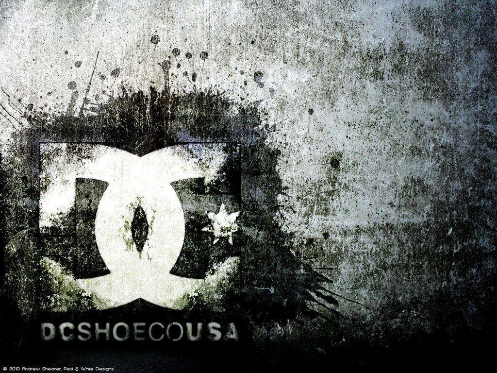 DC Shoes Logo Best HD Wallpaper Picture Image Widescreen Desktop …