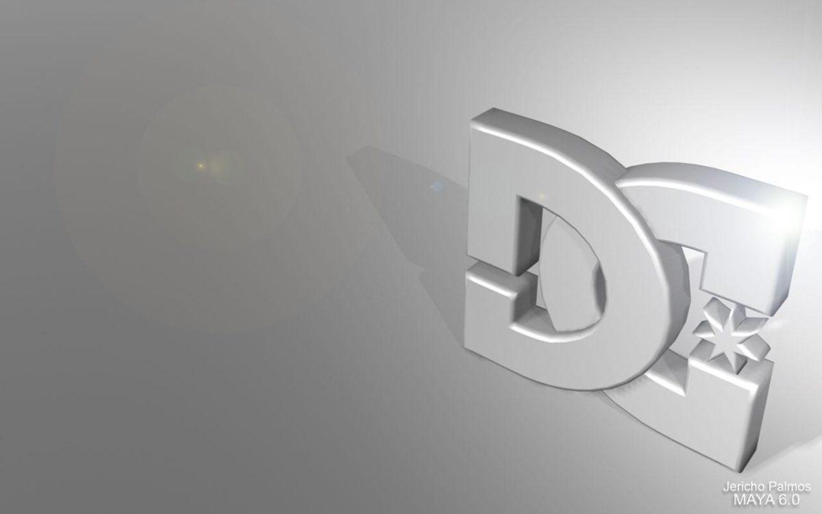 DC_Shoe_3D-Logo_Wallpaper-by_ …