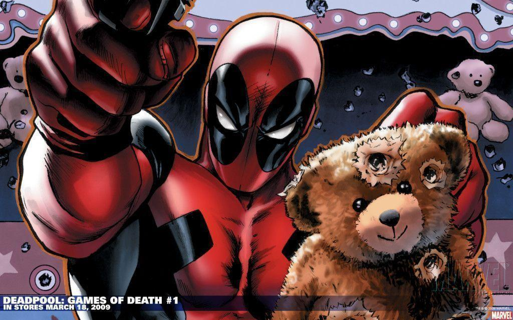 Deadpool Movie Wallpaper   coolstyle wallpapers.