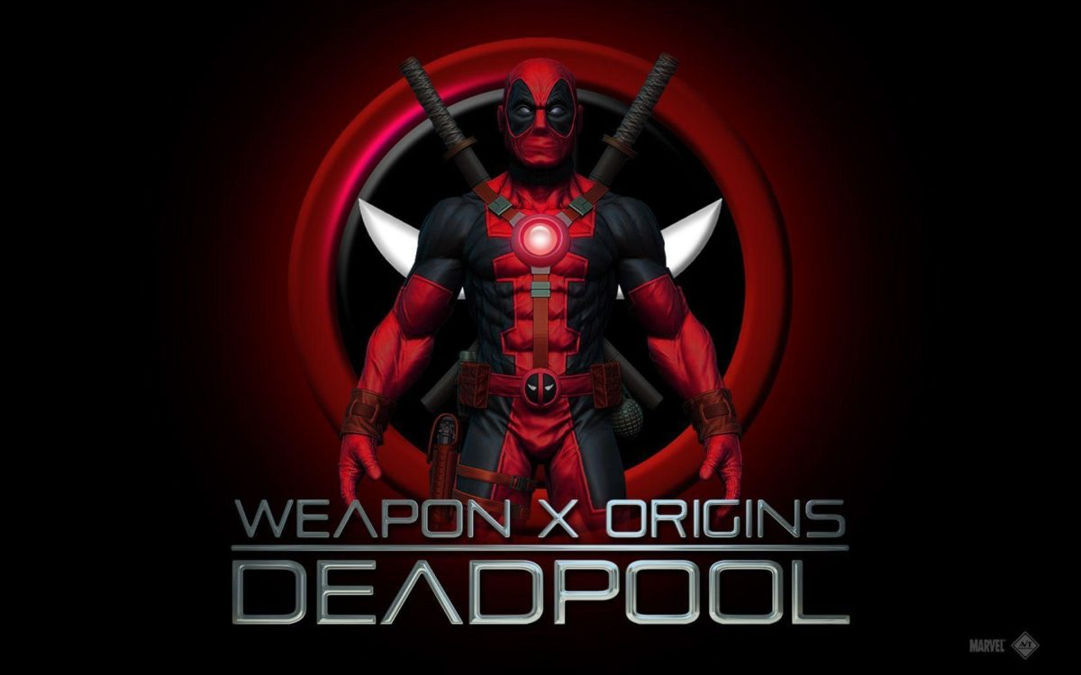 Movie Wallpapers Deadpool The Movie Wallpaper | HD Wallpaper For …