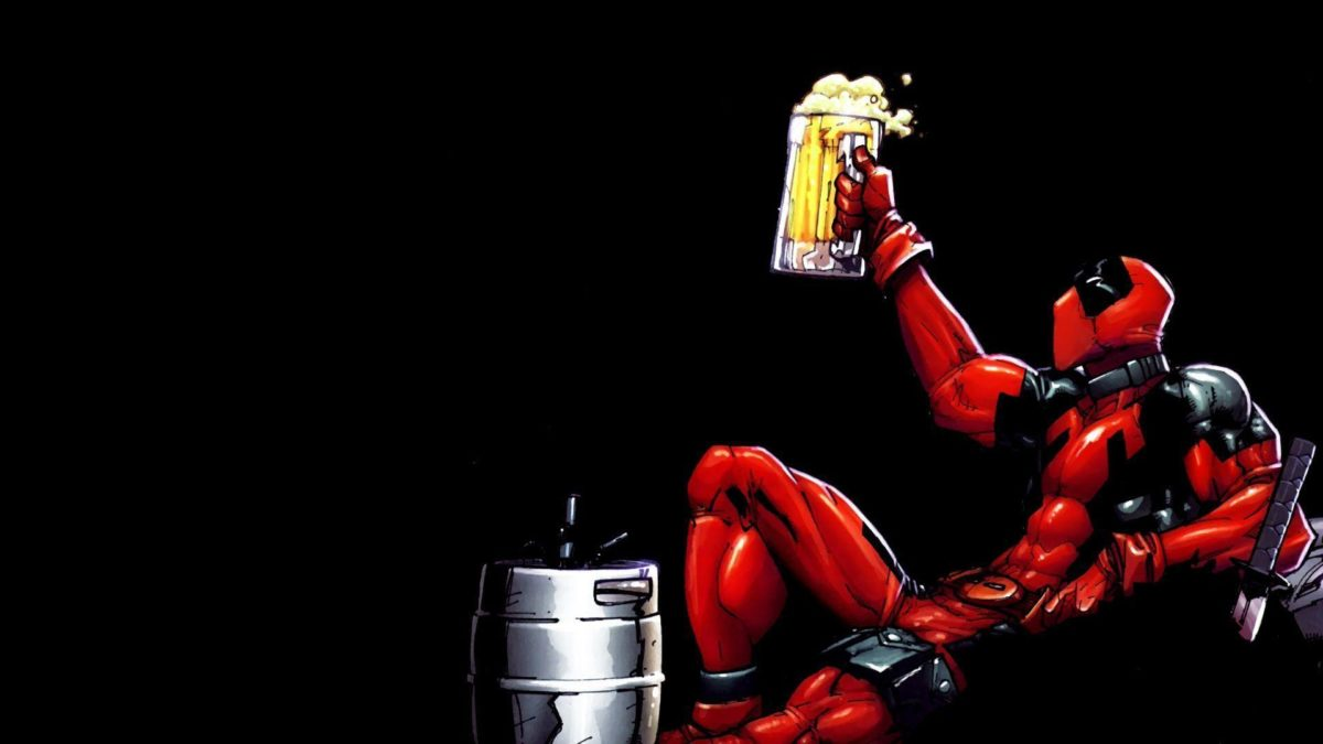 Movie : Download Funny Deadpool Wallpaper High Definition Hd Games …
