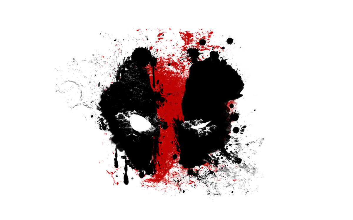 Deadpool Logo Wallpaper – Viewing Gallery