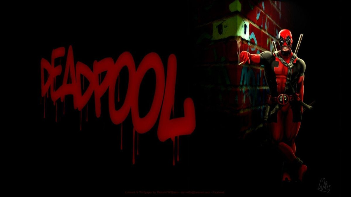 Wallpapers For > Deadpool Ryan Reynolds Wallpaper
