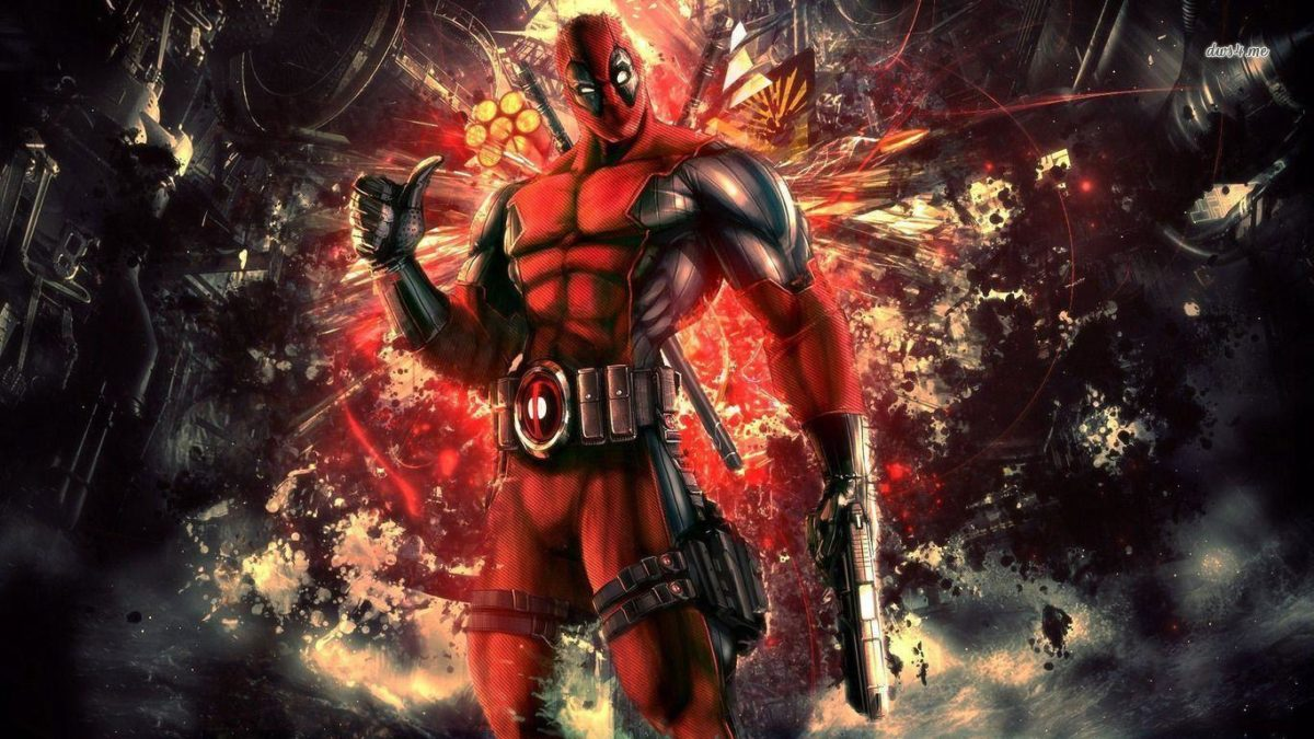 Deadpool Wallpaper Background – ToObjects.
