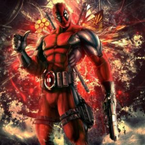 download Deadpool Wallpaper Background – ToObjects.