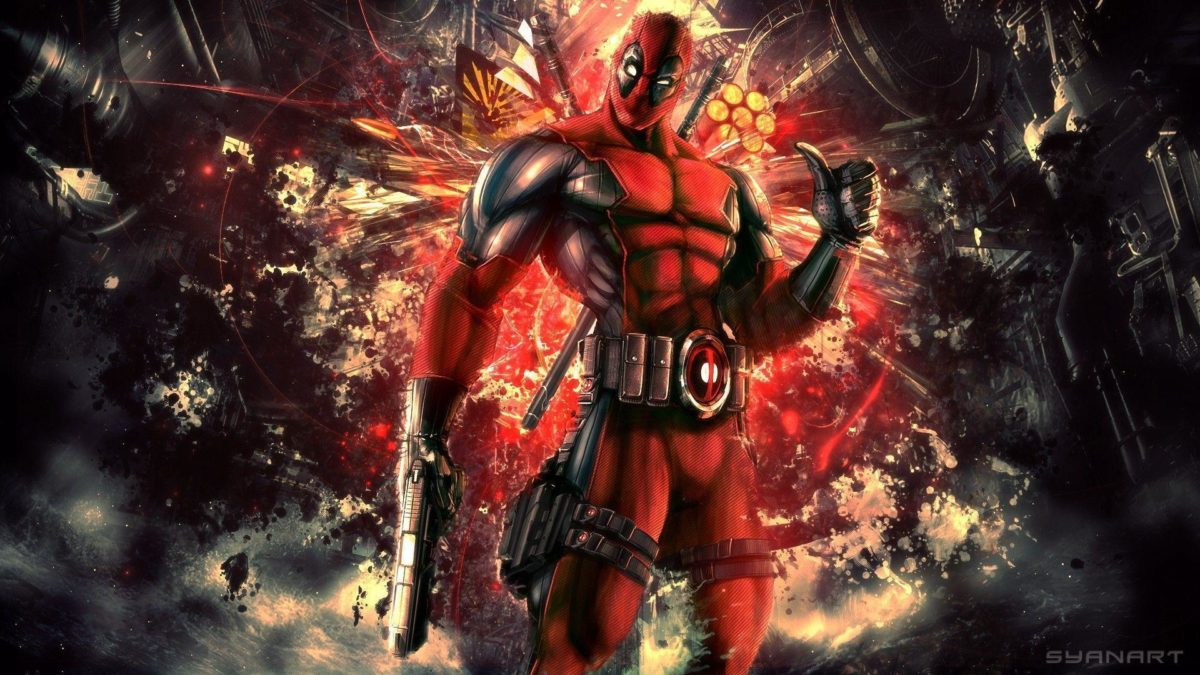 Deadpool HD Wallpaper – Nexus Wallpaper