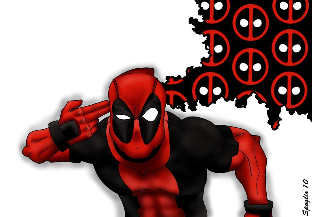 Deadpool HD Wallpaper