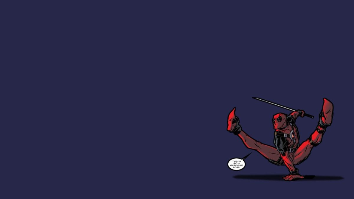Wallpapers For > Deadpool Wallpaper 1920×1080