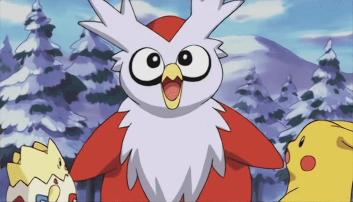 Pokemon Go Delibird's Confirmed Launch – OtakuKart